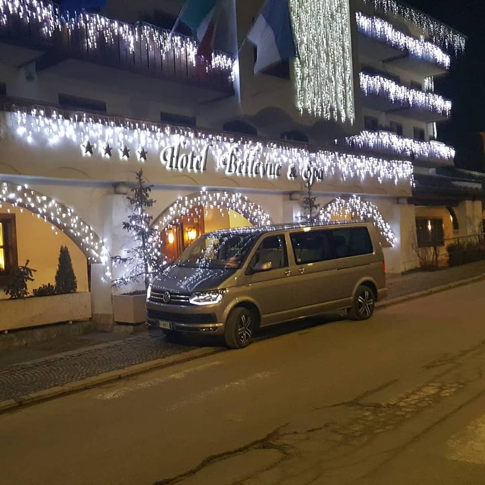 Dolomiti Transfer - Noleggio Con Conducente - Ncc - Servizio Taxi